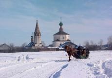 Экскурсионные туры по Золотому кольцу на Новый год и Рождество 2017 г.