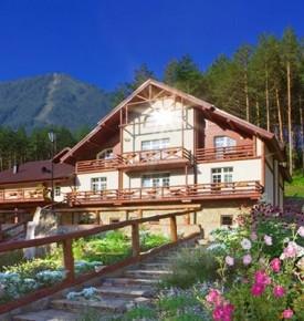 «ЭХО» эко-отель в Белокурихе